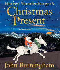 Bookwagon Harvey Slumfenburger's Christmas Present