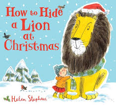 Bookwagon How to Hide a Lion at Christmas