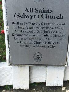 Bookwagon All Saints' Church, Howick
