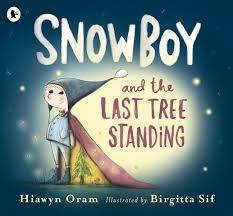 Bookwagon Snow Boy and the Last Tree Standing
