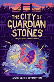 Bookwagon The City of Guardian Stones