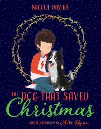 Bookwagon The Dog That Saved Christmas