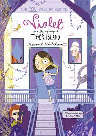 Bookwagon Violet and the Mystery of Tiger Island