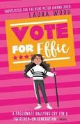 Bookwagon Vote for Effie