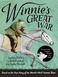 Bookwagon Winnie's Great War