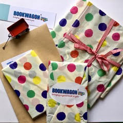Bookwagon gift subscription