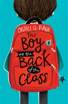 Bookwagon - the Boy at the Back of the Class cover