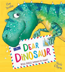 Bookwagon Dear Dinosaur