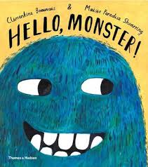 Bookwagon Hello, Monster!