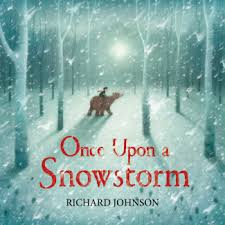Bookwagon Once Upon a Snowstorm