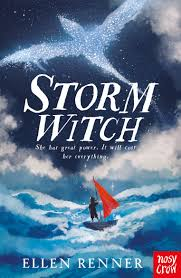 Bookwagon Storm Witch