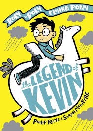 Bookwagon The Legend of Kevin