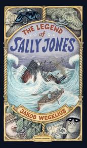 Bookwagon The Legend of Sally Jones