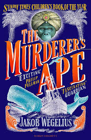 Bookwagon The Murderer's Ape