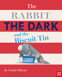 Bookwagon The Rabbit, The Dark and the Biscuit Tin