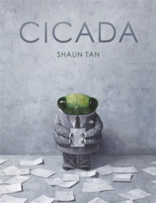 Bookwagon - Cicada cover image