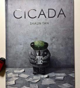 Bookwagon Cicada