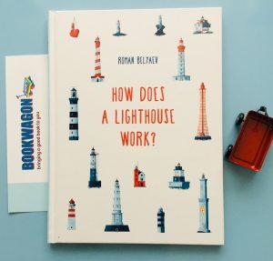 Bookwagon How Does a Lighthouse Work?
