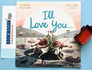Bookwagon I'll Love You
