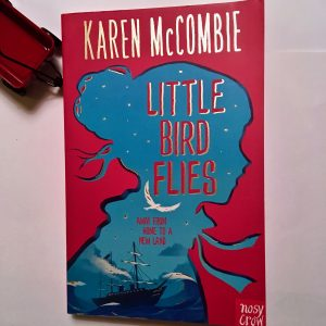Bookwagon Little Bird Flies