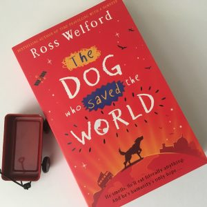 Bookwagon The Dog Who Saved the World