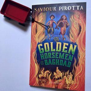 Bookwagon The Golden Horsemen of Baghdad