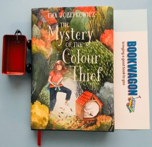 Bookwagon The Mystery of the Colour Thief