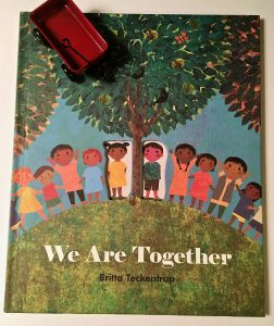 Bookwagon We Are Together