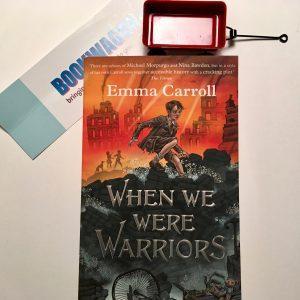 Bookwagon When We Were Warriors