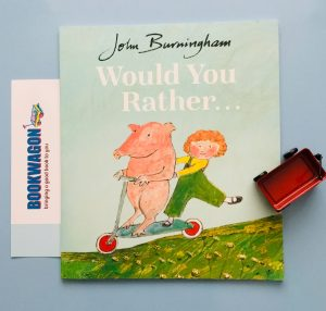 Bookwagon Would You Rather