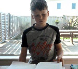 Bookwagon building a reader