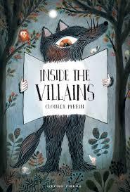Bookwagon Inside the Villains
