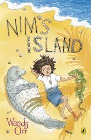 Bookwagon Nim's Island