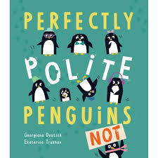 Bookwagon Perfectly Polite Penguins