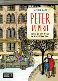 Bookwagon Peter in Peril