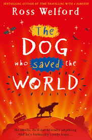Bookwagon The Dog Who Saved the World