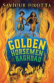 Bookwagon The Golden Horsemen of Baghdad