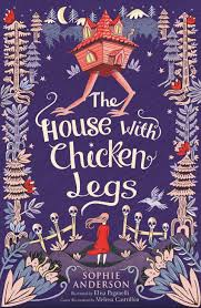Bookwagon The House With Chicken Legs
