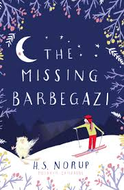 Bookwagon The Missing Barbegazi