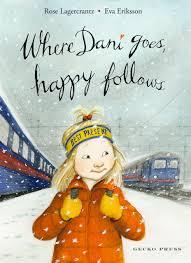Bookwagon Where Dani goes, happy follows