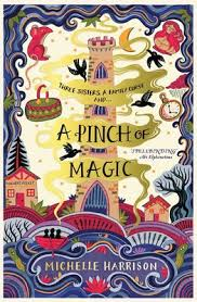 Bookwagon A Pinch of Magic