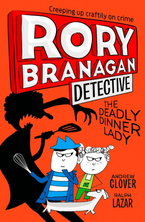 Bookwagon Rory Branagan Detective The Deadly Dinner Lady