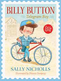 Bookwagon Billy Button Telegram Boy