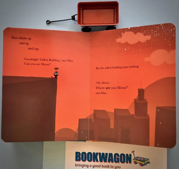 Bookwagon extract Goodnight Max the Brave
