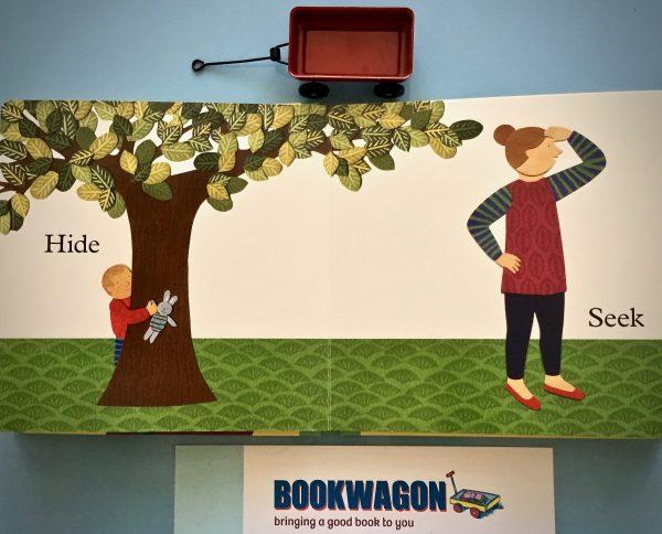 Bookwagon extract Me and You