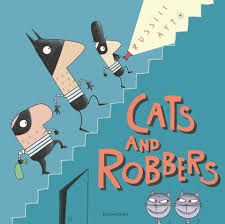 Bookwagon Cats and Robbers