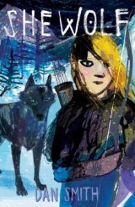 Bookwagon She Wolf cover image