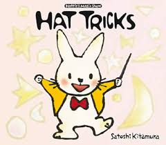 Bookwagon Hat Tricks