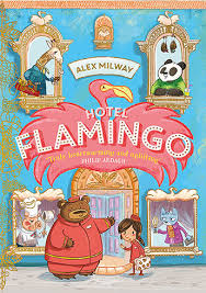 Bookwagon Hotel Flamingo