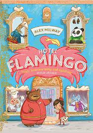 Bookwagon Hotel Flamingo